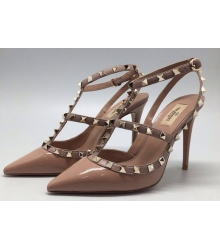 Женские туфли Valentino (Валентино) Biege
