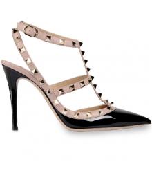 Женские туфли Valentino Black