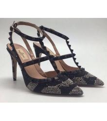 Женские туфли Valentino BLack Light