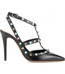 Женские туфли Valentino BLack Y