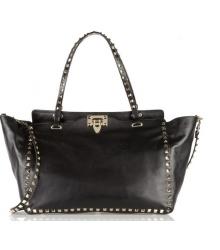 Женская сумка Valentino (Вадентино) Black