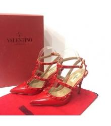 Женские туфли Valentino Full Red