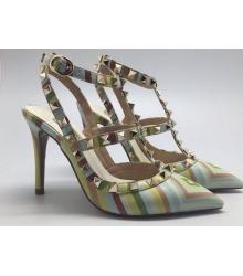 Женские туфли Valentino Green Light