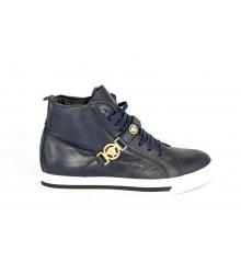 Осенние ботинки Versace (Версаче) Blue
