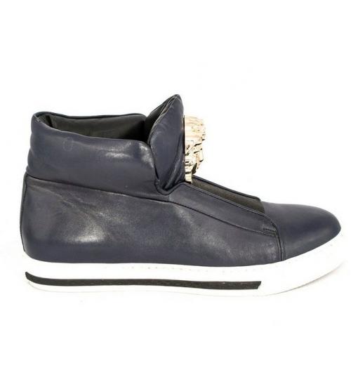 Осенние ботинки Versace (Версаче) New Blue - 19 880 руб.   Купить ... cfde348b8f9
