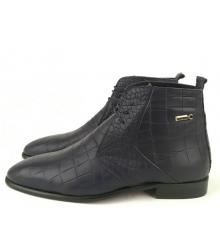 Ботинки зимние Zilli (Зилли) Blue