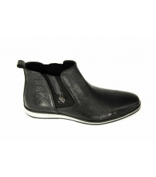 Сапоги Zilli (Зилли) Black/Leather