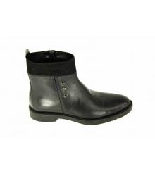 Мужские сапоги Zilli (Зилли) Black/Leather
