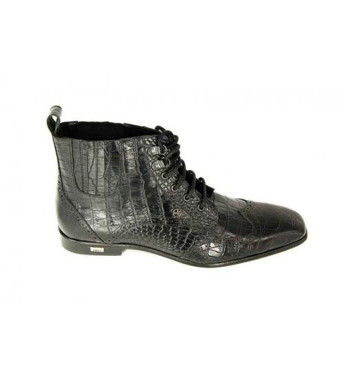 Ботинки Zilli (Зилли) Black