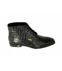 Мужские ботинки Zilli (Зилли) Black