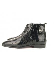 Ботинки зимние Zilli (Зилли) Black