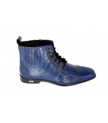 Мужские ботинки Zilli (Зилли) BLue