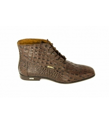 Ботинки Zilli (Зилли) Dark Brown