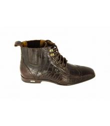 Ботинки мужские Zilli (Зилли) Dark Brown