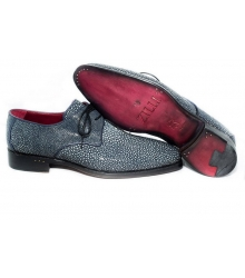 Туфли Zilli (Зилли) Grey (СКАТ)