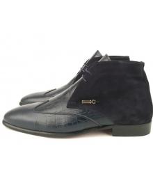 Ботинки зимние Zilli (Зилли) High Blue