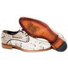Туфли мужские Zilli (Зилли) Питон
