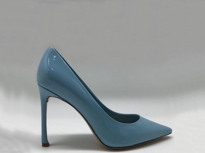 Скидки Женские туфли Christian Dior (Кристиан Диор) кожаные Blue Быстрый  Просмотр 298bc86a1b6