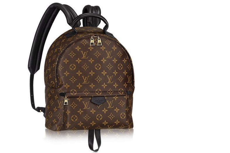 3bd046fd4f2f Женский рюкзак Louis Vuitton (Луи Виттон) Brown - 19 750 руб ...