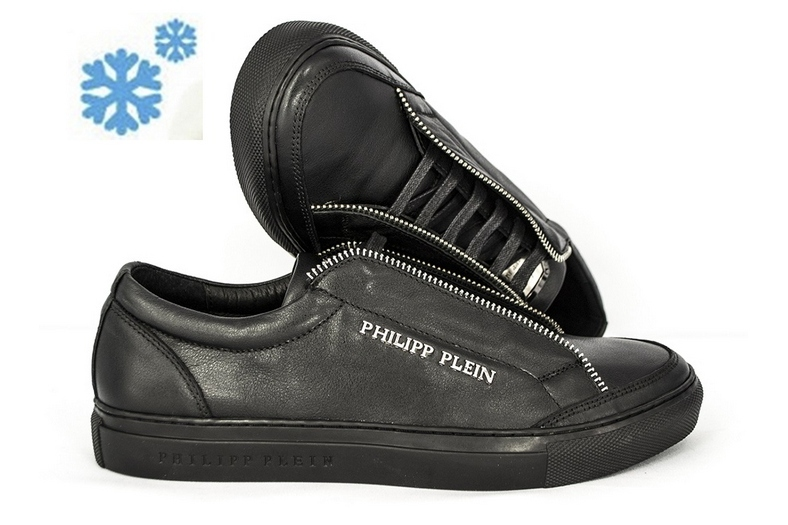 Зимние ботинки Philipp Plein Shadow Edition Black Winter - 12 900 ... 1980b7ac57b